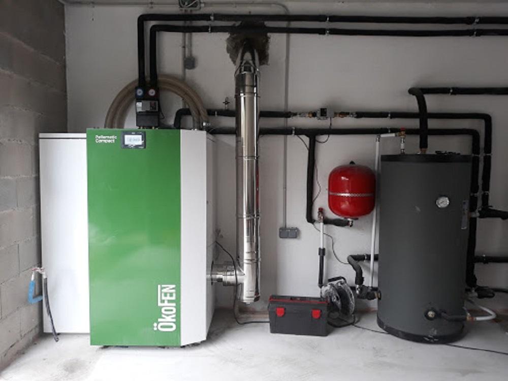 calefaccion caldera de biomasa en Bilbao y Vizcaya calidad