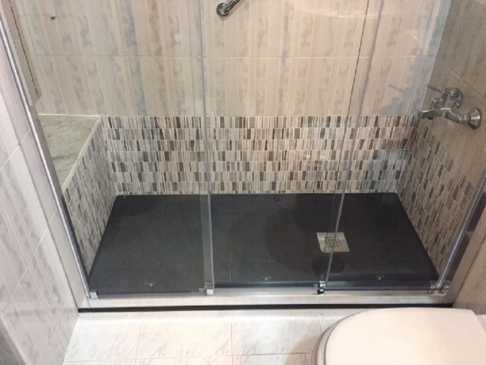 cambiar bañera por ducha en Bilbao Reformas de fontanería en Bilbao