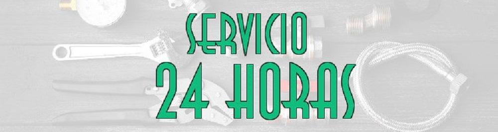 Servicio de fontaneria las 24 horas Bilbao